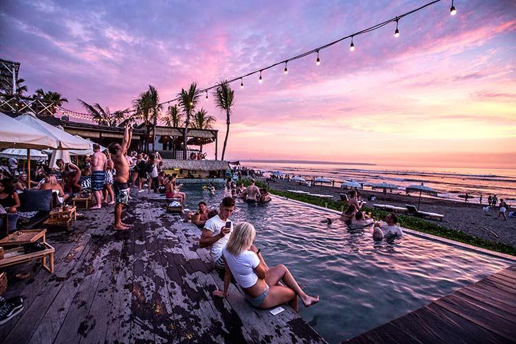 Bares y discotecas de Bali