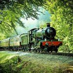 Recorriendo el mundo en trenes legendarios.