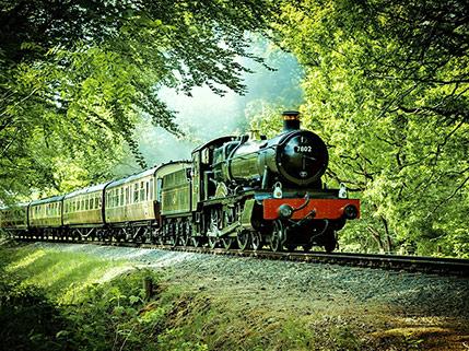 trenes clasicos para viajar