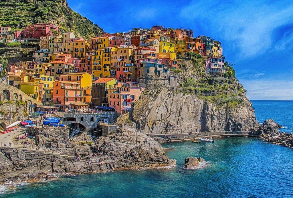 Viajar a la costa amalfitana en Italia