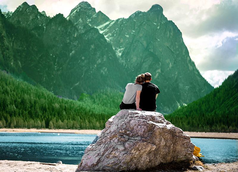 viajes románticos para viajar en pareja