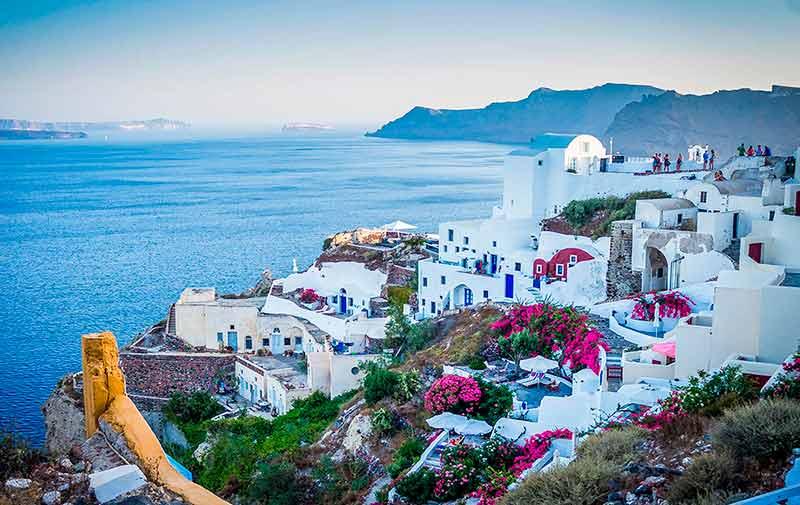 viaje a santorini grecia