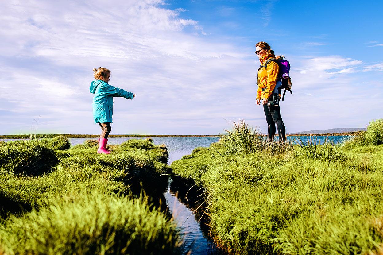 trucos para viajar con niños