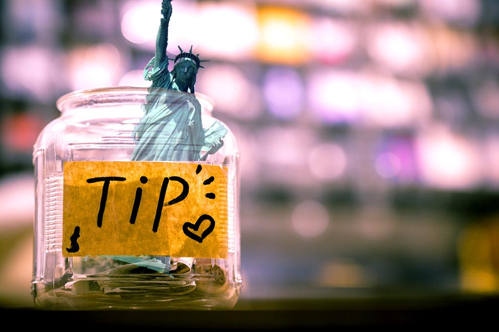 que propina dar en Nueva York