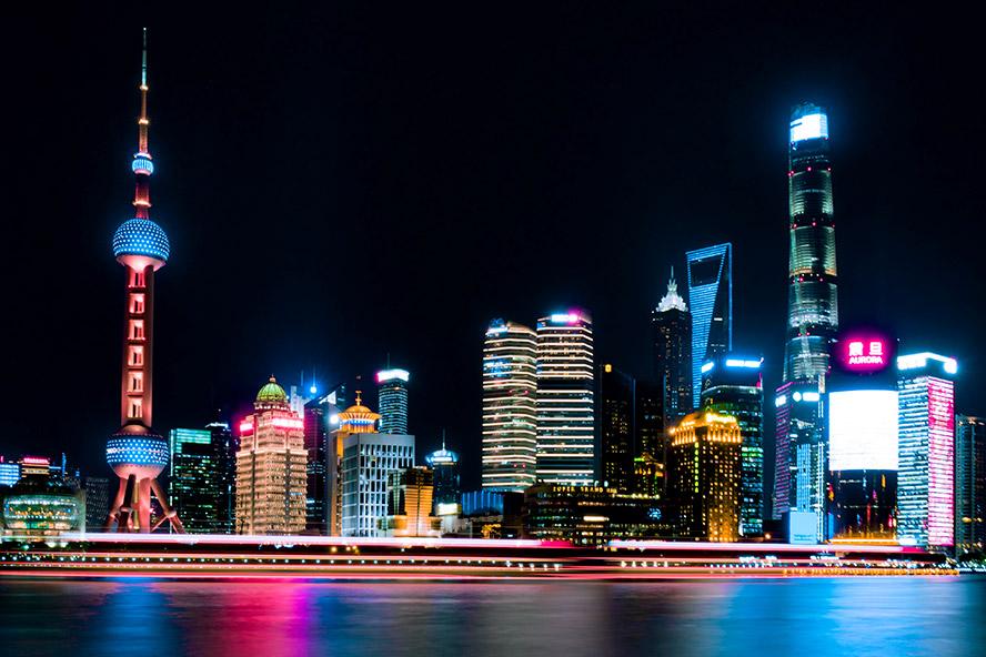 viajar a shangai china
