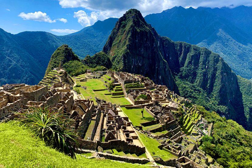 viajar a Machu Picchu en Peru