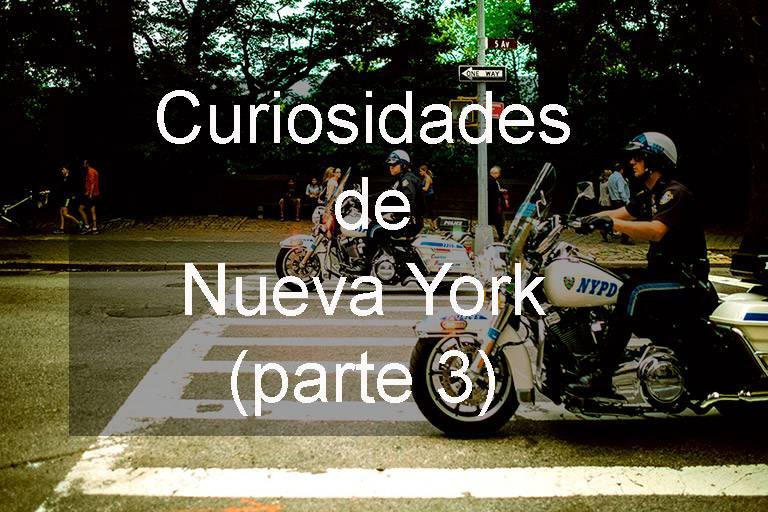 curiosidaderaras de la ciudad de Nueva York