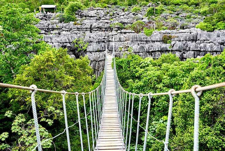 Parque Tsigny de bemahara