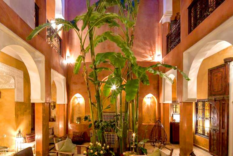 Riad Dar Attajmil de Marrakech