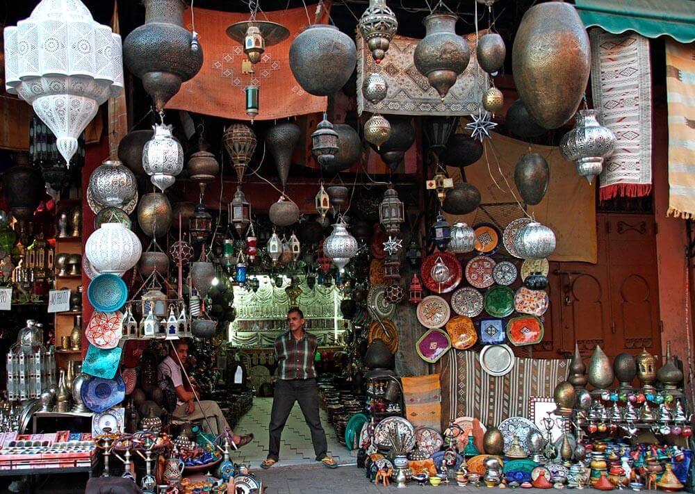 Como comprar en un mercadillo con el mejor precio en Marrakech