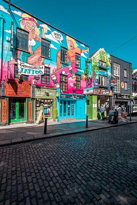 mejores paseos de Dublín