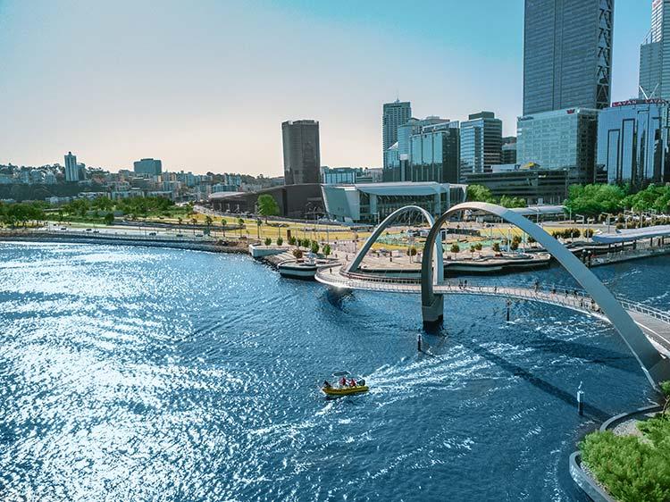 ciudad de Perth en Australia