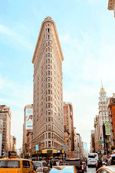 visitar Flatiron Building en Nueva York