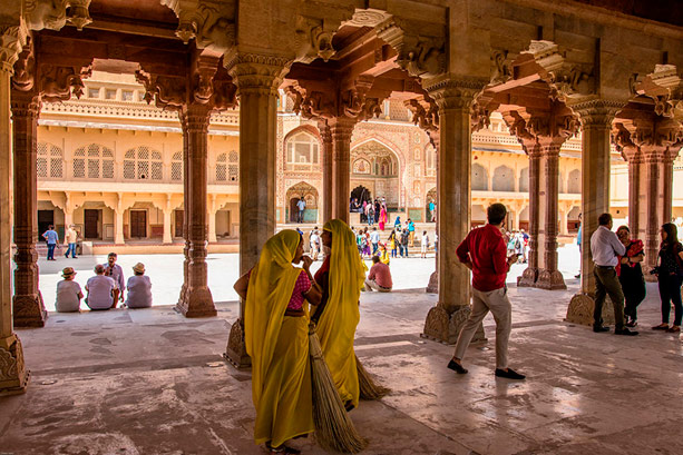 viajar a Agra