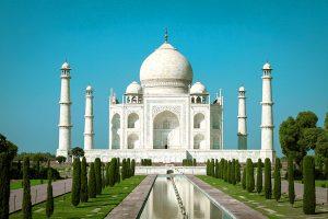 Viajar con lujo al Taj Mahal