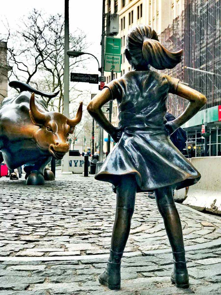 Ver wall Street en Nueva York