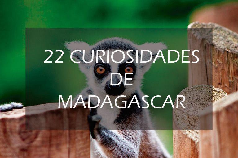 Curiosidades de Madagascar