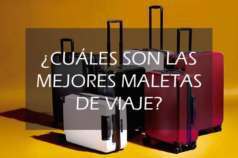 Cómo elegir maleta
