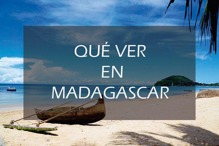 que hacer en Madagascar