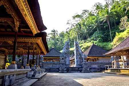 Templo Pura Kehen en Bali