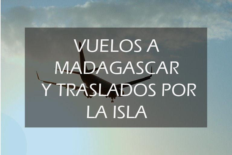 vuelos a Madagascar